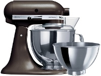 Appliances Online KitchenAid KSM160 Artisan Stand Mixer Truffle Brown 5KSM160PSATD - 93496