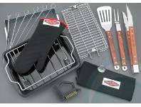 Appliances Online Beefeater BBQ 17 Piece Chef Kit 94897