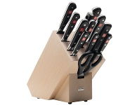 Appliances Online Wusthof 9846-1W 12 Pieces Classic Knife Block Set