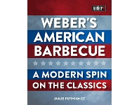 Appliances Online Weber 991166 American Cookbook