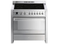 Appliances Online Smeg A1PYID-7 90cm Opera Series Freestanding Electric Oven/Stove