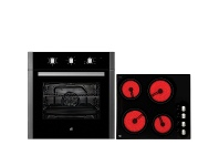 Appliances Online Arc 60cm Electric Oven & 60cm Ceramic Cooktop Pack ACPC2
