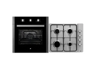Appliances Online Arc 60cm Electric Oven & 60cm Gas Cooktop Pack ACPG2