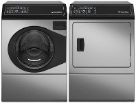 Appliances Online Speed Queen Washer and Natural Gas Dryer AFNE9BAN01ADGE9BGASN