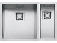 Appliances Online Barazza AFS170D Cubo 1 and 1/3 Bowl Sink