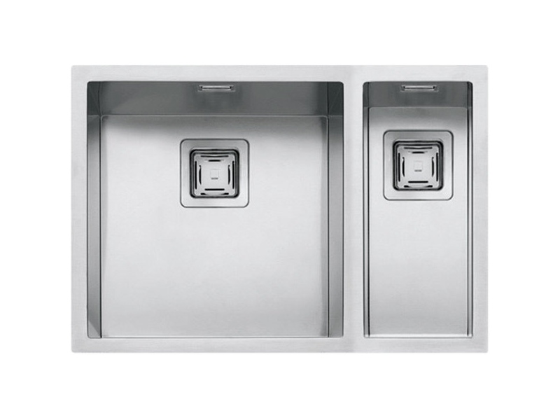 Barazza AFS170D Cubo 1 and 1/3 Bowl Sink