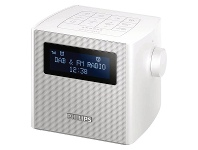 Appliances Online Philips AJB4300W Digital Clock Radio with DAB