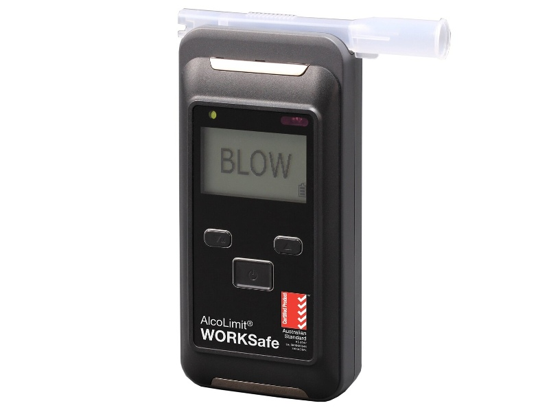 Alcolimit ALCO-065 WORKSafe Professional Breathalyser
