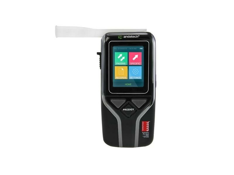 Andatech ALS-PRODIGYS Prodigy S Professional Breathalyser