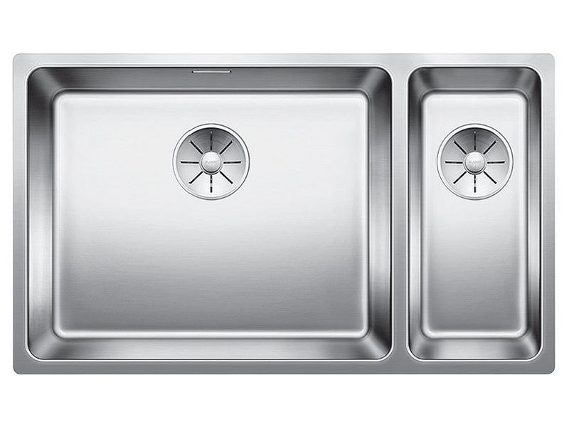 Blanco AND500/180UK5 1 and 1/4 Bowl Undermount Sink