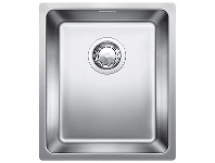 Appliances Online Blanco ANDANO340U Single Bowl Undermount Sink with Overflow