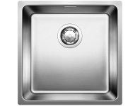 Appliances Online Blanco ANDANO400U Single Bowl Undermount Sink with Overflow
