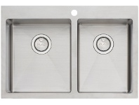 Appliances Online Oliveri AP1425 Apollo 1 and 3/4 Bowl Sink