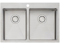 Appliances Online Oliveri AP1426 Apollo 1 and 3/4 Bowl Sink