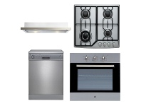 Appliances Online Arc 60cm Kitchen Pack AP6GADW14S