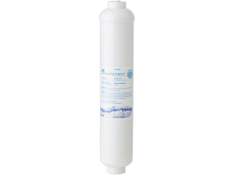 Aquaport AQP-FF35A Inline External Fridge Filter