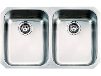 Appliances Online Franke ARX120D Ariane Double Bowl Sink