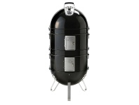 Appliances Online Napoleon AS300K Apollo 300 Charcoal Fuel Smoker BBQ