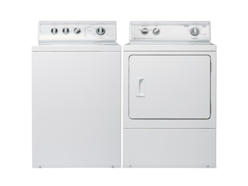 Speed Queen Washer and Natural Gas Dryer AWNA62ADG3TRGASN