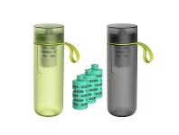 Appliances Online Philips GoZero Filtered Bottles and Filters Pack AWP2722PK