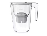 Appliances Online Philips Bright white Water filter pitcher AWP2935WHT