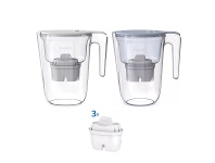 Appliances Online Philips Filtered Pitcher Pack with 3 Replacement Filters AWP2937PK