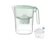 Appliances Online Philips Water Filter Pitcher Pack with Replacement Filters AWP2938PK