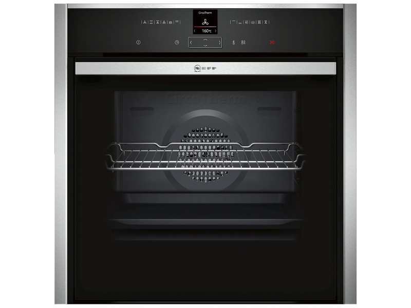 NEFF B47CR32N0B 60cm Electric Built-In Oven