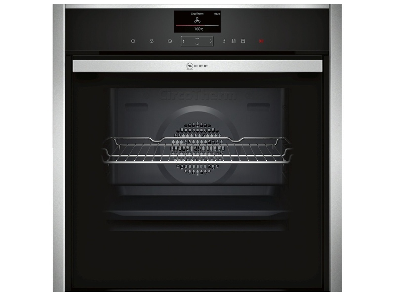 NEFF B47FS36N0B 60cm Built-In Combi-Steam Oven