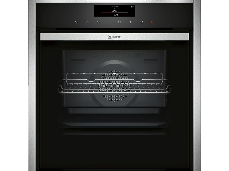 NEFF B48FT78H0B 60cm Built-In Combi-Steam Oven