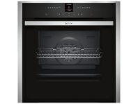 Appliances Online NEFF B57CR22N0B 60cm Pyrolytic Slide&Hide® Electric Built-In Oven