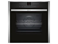 Appliances Online NEFF B57VR22N0B 60cm Pyrolytic Electric Built-In Oven with Variosteam