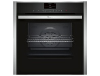 Appliances Online NEFF B57VS26N0B 60cm Pyrolytic Electric Built-In Oven with VarioSteam