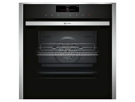 Appliances Online NEFF B58VT68H0B 60cm Pyrolytic Electric Built-In Oven