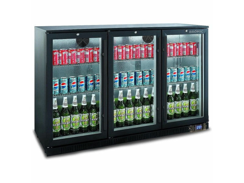 Bromic 307L Beverage Center with Hinged Doors BB0330GD-NR