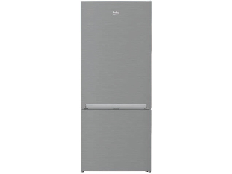 Beko 450L Bottom Mount Fridge BBM450X