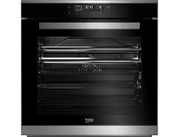 Appliances Online Beko BBO60B2PB 60cm Pyrolytic Built-In Oven with Side Venting