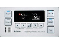 Appliances Online Rinnai BC100V1W Deluxe Bathroom Controller