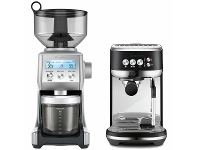 Appliances Online Breville Smart Grinder Pro Coffee Grinder with the Knock Box Mini BCG820BSSBES001BTR