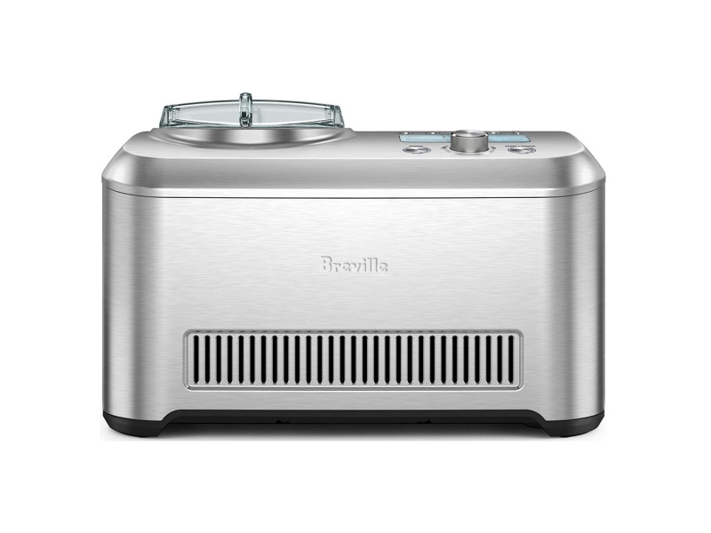 Breville BCI600BSS the Smart Scoop Ice Cream Maker