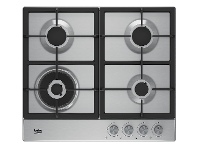 Appliances Online Beko BCT60GX 60cm Natural Gas Cooktop