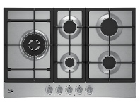 Appliances Online Beko BCT75GX 75cm Natural Gas Cooktop