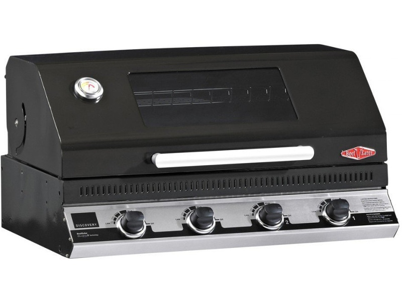 Beefeater BD16242 Discovery 1100E 4 Burner Built-In LPG BBQ