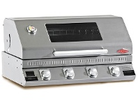 Appliances Online Beefeater BD16340 Discovery 1100S 4 Burner Built-In LPG BBQ