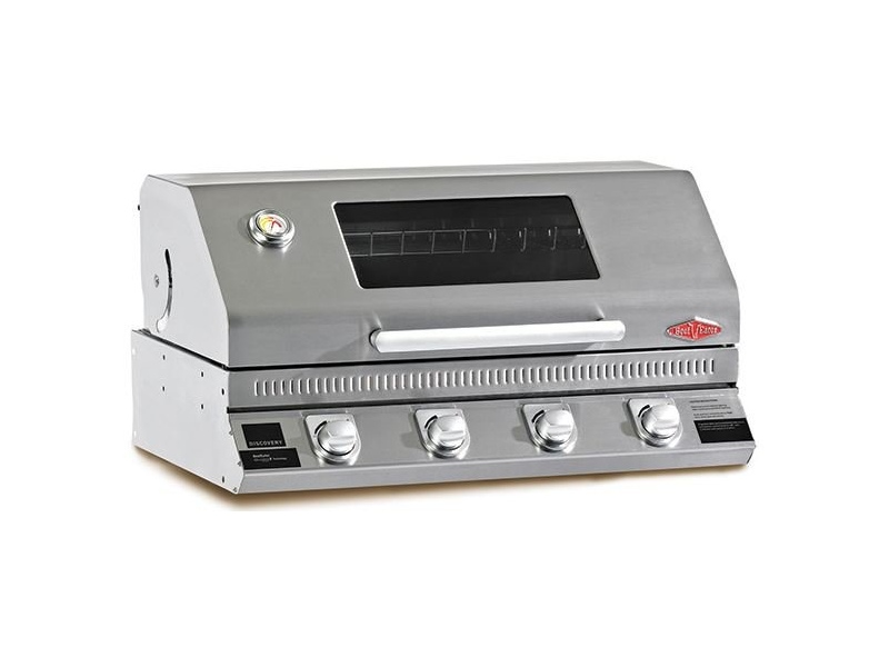 Beefeater BD16340 Discovery 1100S 4 Burner Built-In LPG BBQ