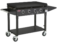 Appliances Online Beefeater BD16640 Clubman 4 Burner Flat Top LPG BBQ