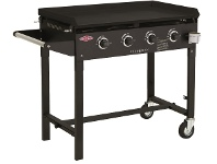 Appliances Online Beefeater BD16740 Discovery Clubman 4 Burner Flat Top LPG BBQ