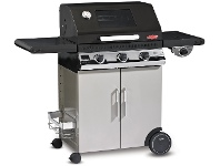 Appliances Online Beefeater BD47832 Discovery 1100E 3 Burner Mobile LPG BBQ