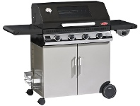 Appliances Online Beefeater BD47842 Discovery 1100E 4 Burner Mobile LPG BBQ