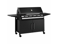 Appliances Online Beefeater Discovery 1000E 5 Burner Mobile LPG BBQ Body BDBG520BA